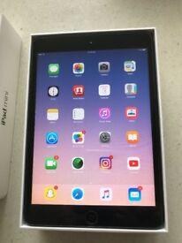IPad mini 1 Wi-Fi + Cellular 16gb black