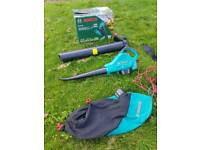 Bosch ALS 30 3000W corded leaf blower - used once