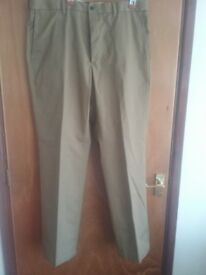 New M&S Blue Harbour Mens Trousers.