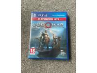 PS4 PS5 Game God of War