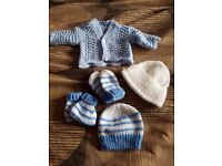 Knitted bundle