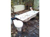 FREE Bath and WC