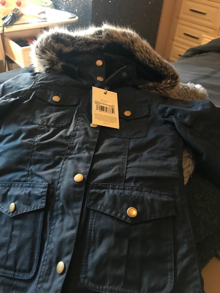 Children's Barbour jacket