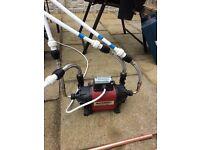 Watermill shower pump Wasp 50