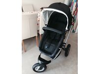 Mothercare My3 single pushchair with buggy board