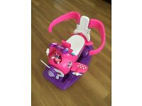 Disney Minnie Mouse 4-in-1 Plane activity ride on