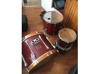 Pearl Export Shell Kit with gig bags