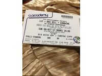 112, Dru hill + Sisqo and Ginuwine Tickets (Face Value) O2 Academy Birmingham