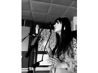Female Session Vocalist and Lyricist Available Yorkshire and Humber