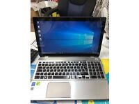 "TOSHIBA SATELLITE P50T CORE i7-4700 MQ @ 2.40GHZ (1TB,12GB) 15.6"" TOUCH DISPLAY, HDMI 4TH GEN"
