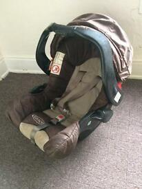 Stage 1 baby car seat