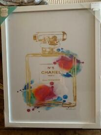 Chanel Print