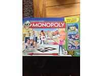 """""""Make your own"""" monopoly game"""