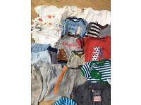 Bundle of newborn & 0-3 boys clothes for sale in Widley