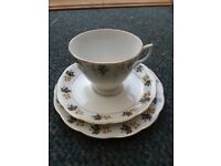 18 piece china tea-set NEW