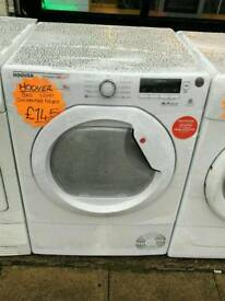 BUSH 8KG CONDENSER DRYER IN WHITE