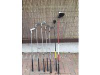 Gents golf clubs