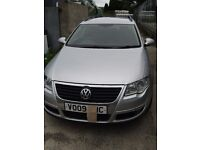 VW PASSAT SPORT TDI 2.0 ESTATE 12 MONTHS MOT LOW MILEAGE