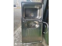 Kitchen sink 1000/510 double+tap