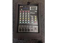 QTX SOUND PA PORTABLE PA SYSTEM