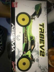 Absima tr8ev2 brushless buggy brand new