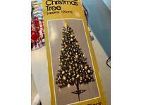 Christmas tree black