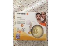 Medela swing electric breast pump in Audenshaw price reduced must go!