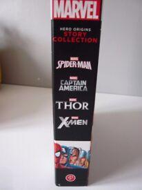 Marvel comic book set