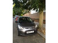 Hyundai i10 1.2L Classic Grey 5dr - an excellent, great value and reliable car in top condition.