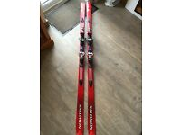 Salomon Racing skis