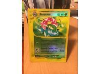 E-card pokemon Rare holo reverse acquapolis expedition skyridge
