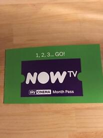 4 month now tv pass
