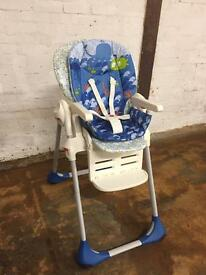 Chicco poly 2 in 1 high chair