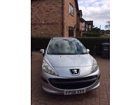 Peugeot 207 1.4HDi 2007 MOT to 25 Jun 2017. Great Condition, ideal learner/first car, economic