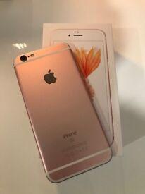 Apple iPhone 6s - 32GB - Rose Gold