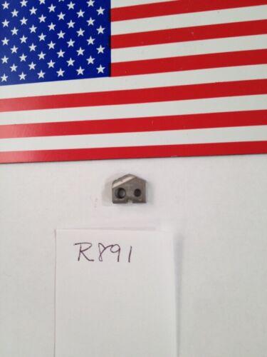 """1 NEW 11 MM ALLIED SPADE DRILL INSERT BIT. 15YN-11 AMEC. (.433"""") USA. TN (R891)"""
