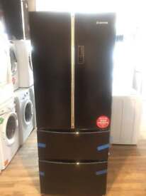 New exdisplay Hoover 70cm fridge freezer