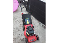 Sovereign 150cc Push Petrol Rotary Lawn Mower