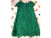 Girls 8-9 years HM dress