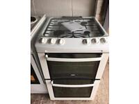Lovely Zanussi 55cm Wide Gas Cooker Fully Working Order VGC Just £125 Sittingbourne