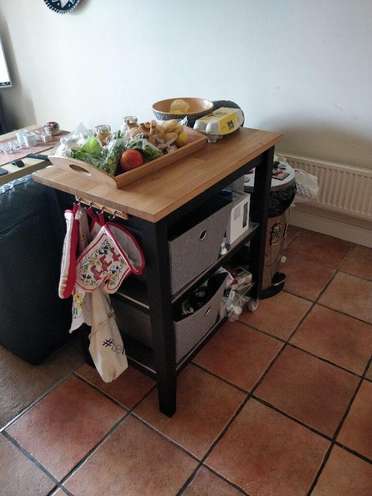 Ikea Stenstorp Kitchen Island In Cheltenham