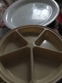 Large platters