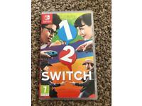 Nintendo Switch 1-2 Switch Game
