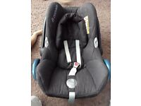 Maxi Cosi Group 0 Infant Carrier.