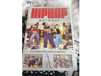 Hip hop workout DVD