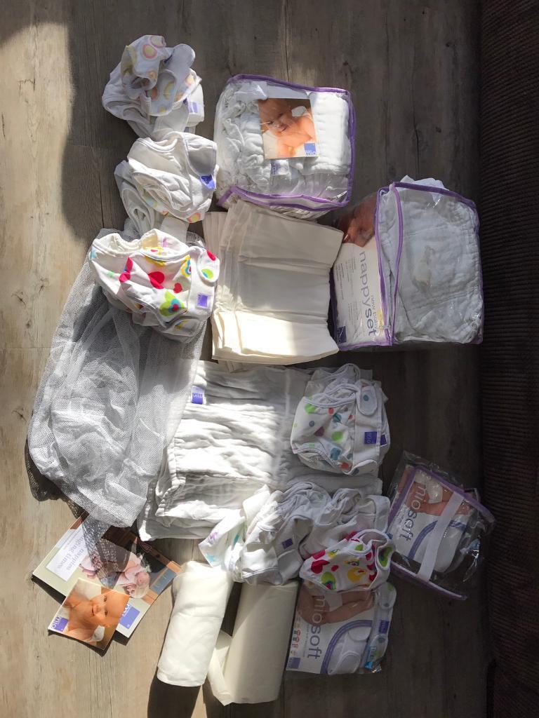 Bambino Mio reusable nappies