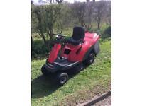 Castle garden fx130hd ride on mower
