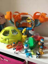 Massive octonauts bundle