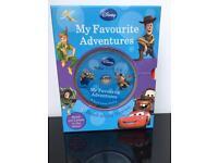 Disney Pixar 5 Read along stories with CD