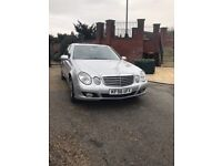 2007 MERCEDES-BENZ E CLASS E220 CDI AUTOMATIC DIESEL EXECUTIVE,1 OWNER-FUL SERVICE HISTORY